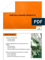 wartsila engine