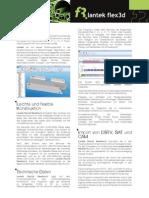 Lantek Flex3d Steelwork 1p (DE)