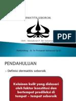 kasus dermatitis seboroik