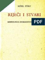 RIJEČI-I-STVARI-ARHEOLOGIJA-HUMANISTIČKIH-NAUKA