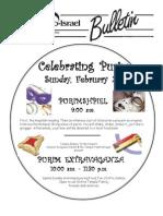 TSTI Bulletin for February 2013
