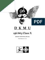 DKMU - Khaos for None & All