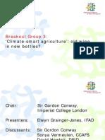AGA 2012__ Breakout group 3 summary