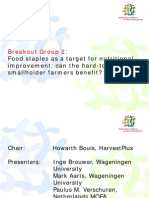AGA 2012__ Breakout group 2 summary