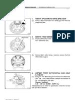 differential case