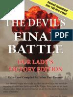 The Devil's Final Battle Book