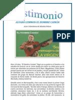 ALVARO LEMMON | ALIANZA DE AMOR