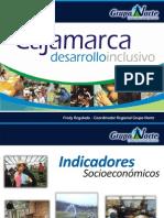 Cajamarca desarrollo Inclusivo