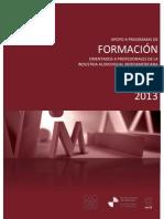 Apoyo a Programas de Formación IBERMEDIA 2013. Becas