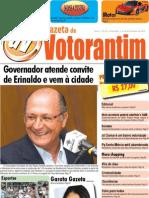 Gazeta de Votorantim _ 2ª Edição