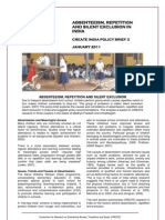 India Policy Brief 3