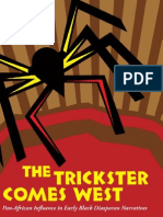 The Trickster Comes West