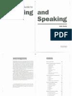 WritingSpeaking by John Seely
