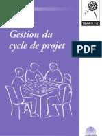 Gestion Du Cycle de Projet