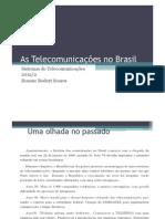 Capitulo 1 - A Privatizacao Das Telecomunicacoes No Brasil (1)