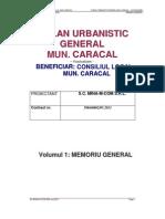 municipiul Caracal