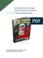 eBook Como Ganhar Dinheiro Com Blogs