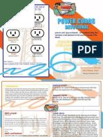 CC Power Cord 2/3/13