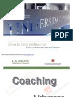 Coaching, Mentoring y Delegación 1