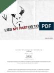 Lies My Pastor Told Me