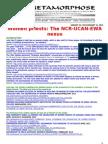 WOMEN PRIESTS-THE NCR-UCAN-EWA NEXUS