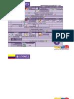 Cronograma Centenario 2013-2014