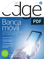 Innovation Edge. Banca Móvil