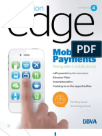 Innovation Edge. Mobile Payments (English)