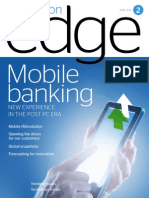 Innovation Edge. Mobile Banking (English)