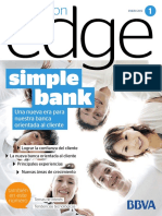 Innovation Edge. Simple Bank