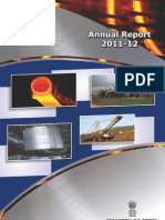 Steel Ministry Annual Report