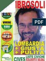 Liste Civiche della Martesana per Ambrosoli Presidente