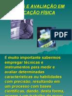 Introdução a Medidas e Avaliação em EFI