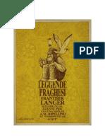 Leggende Praghesi - Frantisek Langer