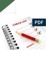 Check List - Andaime (2)