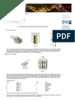 RJ11 & RJ45 Wiring Instructions