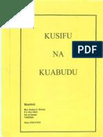 Kusifu na Kuabudu