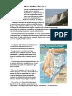 Generacíon Hidroeléctrica