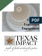 Texas Impact Legislative Engagement Guide