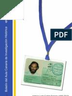 Boletín del Aula Canaria de Investigación Histórica nº 9 (BACIH 9) 2013
