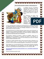 ARTICULOS PEDAGOGIA