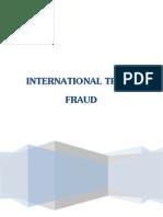 International Trade Fraud