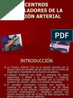CENTROS REGULADORES DE LA TENSIÓN ARTERIAL