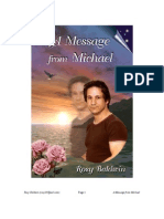A Message From Michael