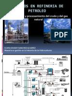Procesos en Refineria de Petroleo