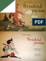 Ursuletul jucaus de Kemeny Janos, ilustratii Tollas Julia