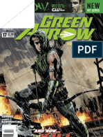 Green Arrow issue 17 exclusive preview