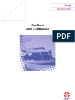Pavilions and Clubhouses