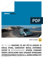Renault Kangoo 2010 PL katalog
