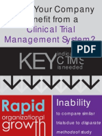 Could Your Company Benefit from a Clinical Trial Management System?